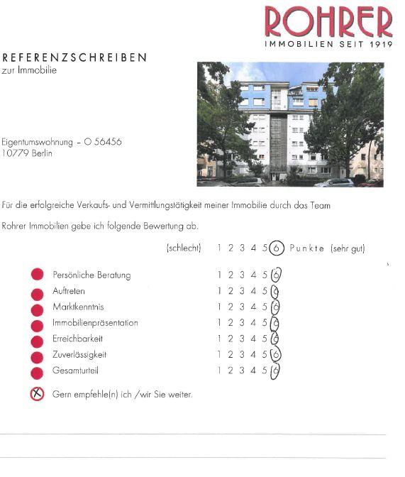 Rohrer immobilien hausverwaltung gmbh berlin